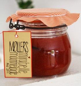 Møllers Mirabelle Marmelade