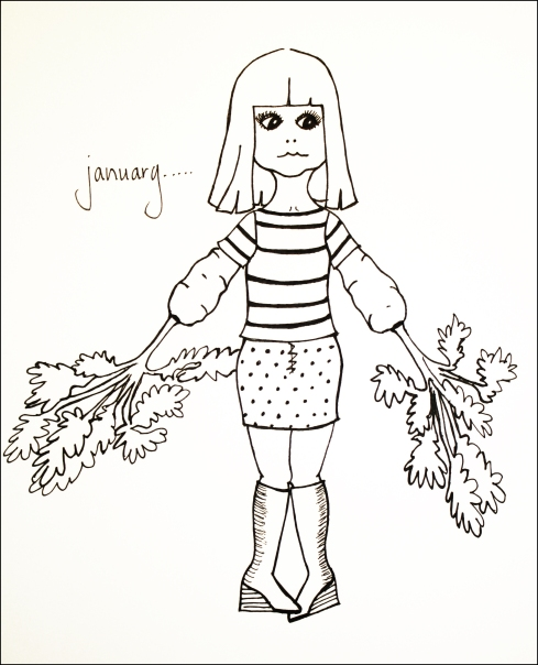 January diet