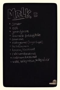 Mælkelisten